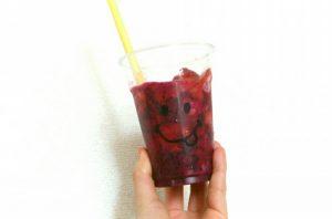 ピタヤジュース,イチゴ,