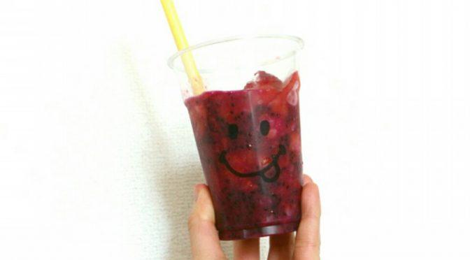 ドラゴンフルーツピューレを食べた口コミ③~renaさん~