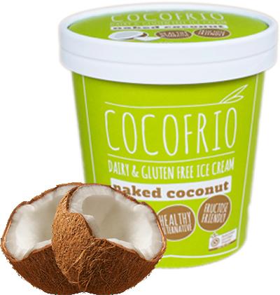 ココフリオ,cocofrio,ココナッツミルクアイス,