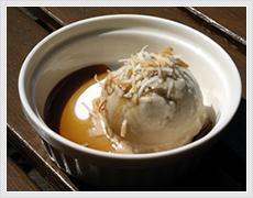大阪本町にある豆乳アイス