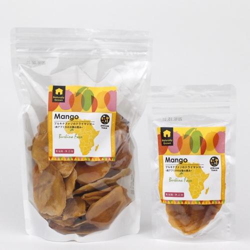 西アフリカ産マンゴー使用